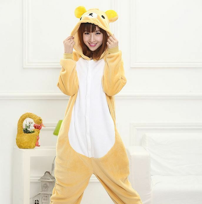Photo of pigiama animale kigurumi costume da carnevale halloween travestimento cosplay#ki…
