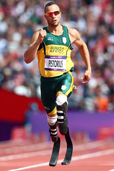 Oscar Pistorius...Nothing is impossible!!