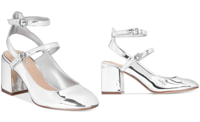 b40f971da1b ALDO Women s Pergine Round Block-Heel Pumps - Pumps - Shoes - Macy s ...