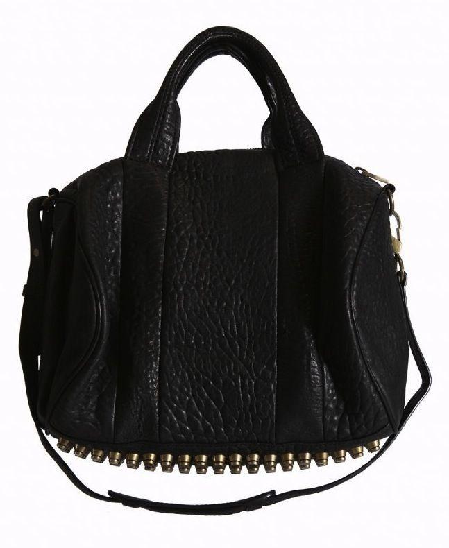 alexander wang sac noir!!!!!!!!