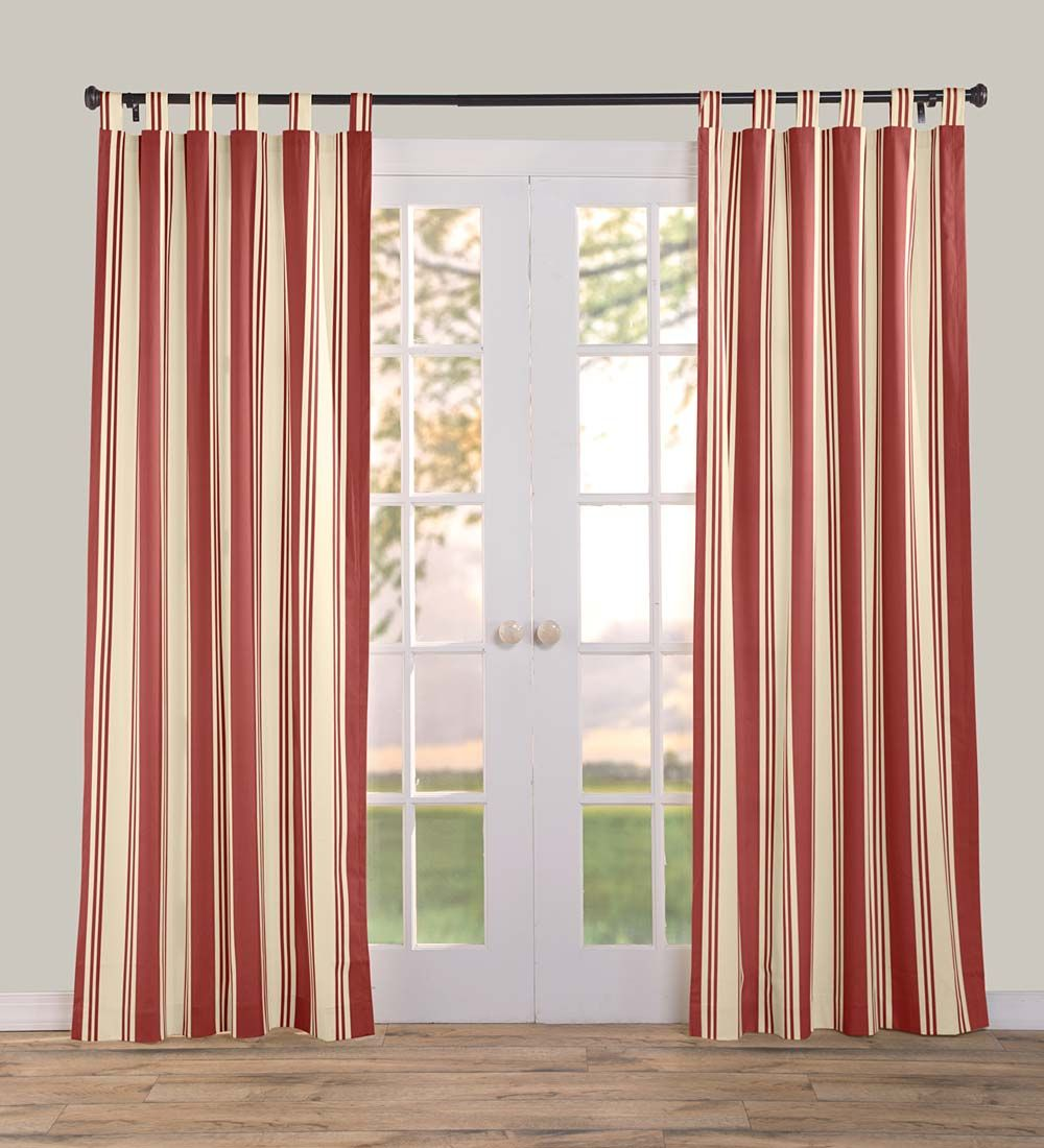 Wide thermalogic stripe curtains curtains plow living room