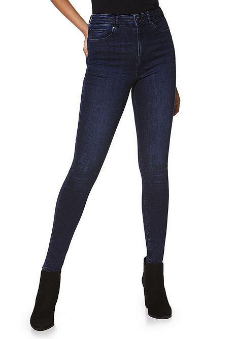 d5a137b195f Tesco direct: F&F Contour Push-Up High Rise Skinny Jeans | fashion i ...