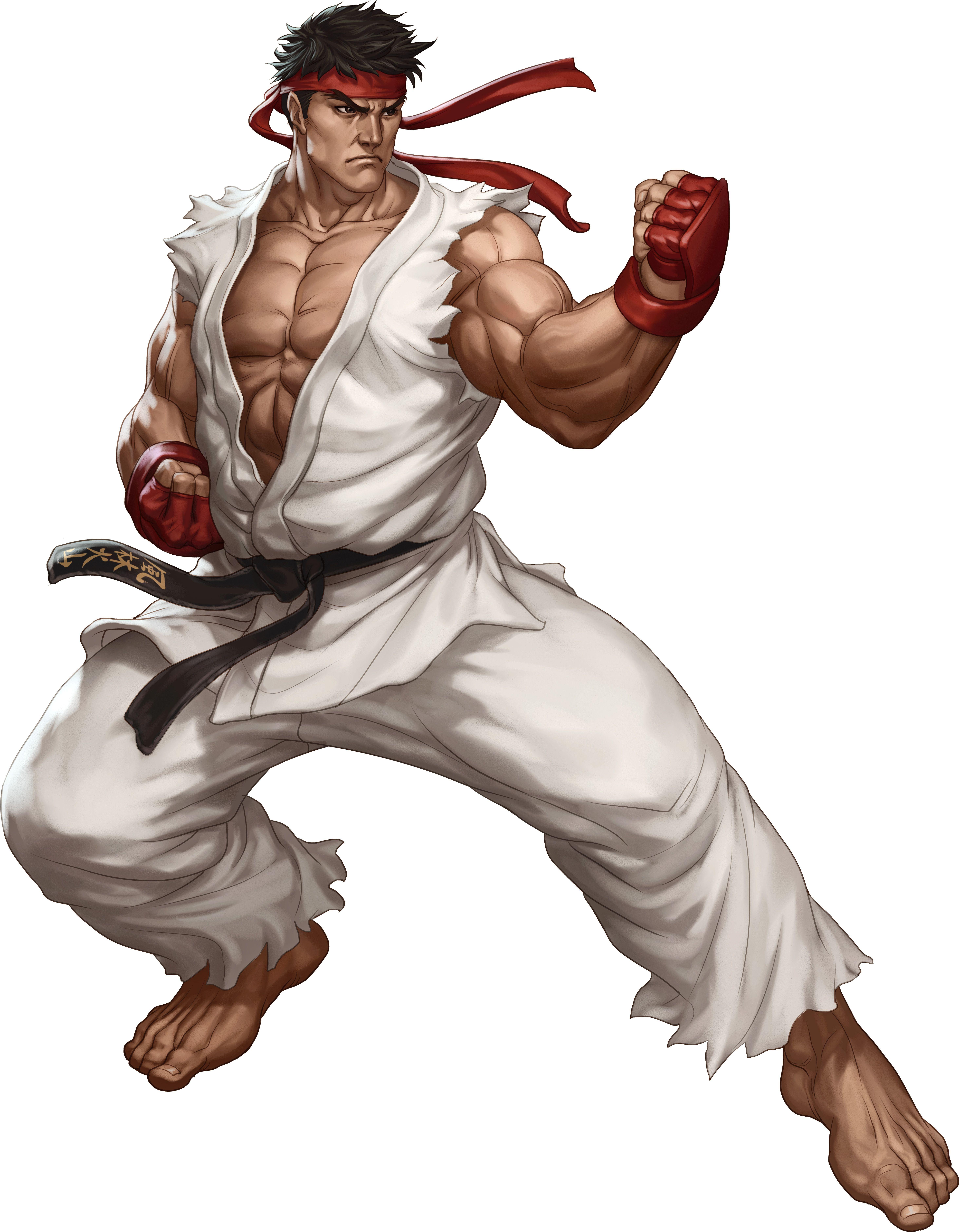 Ryu adalah seorang petarung asal Jepang yang bertarung