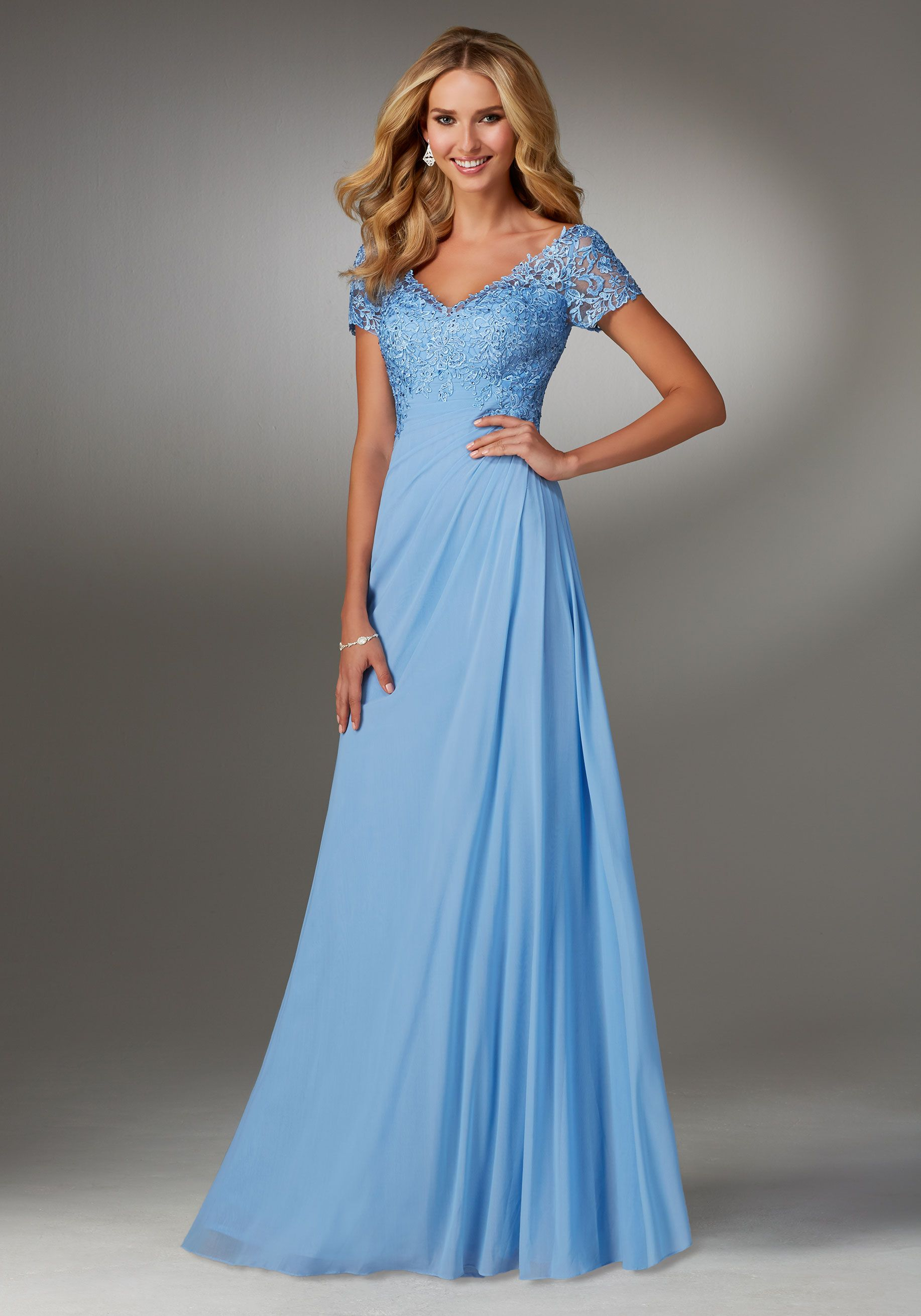 Evening Dresses and Mother of the Bride Dresses by Morilee. Stretch ...