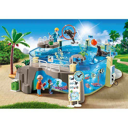 Playmobil 174 9060 Meeresaquarium Playmobil Playmobil