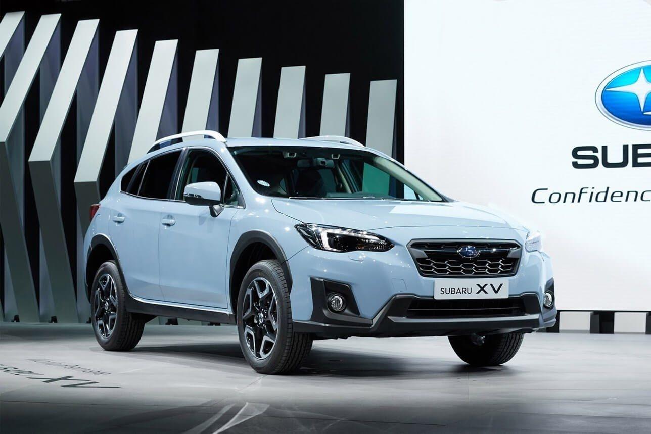 2020 Subaru Xv Crosstrek New Interior Subaru Car Suv Car