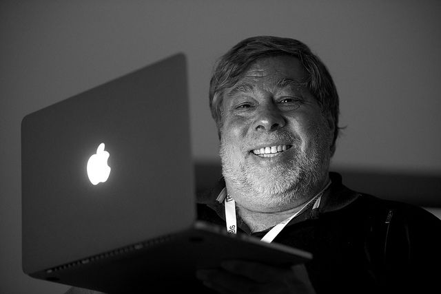 steve wozniak young