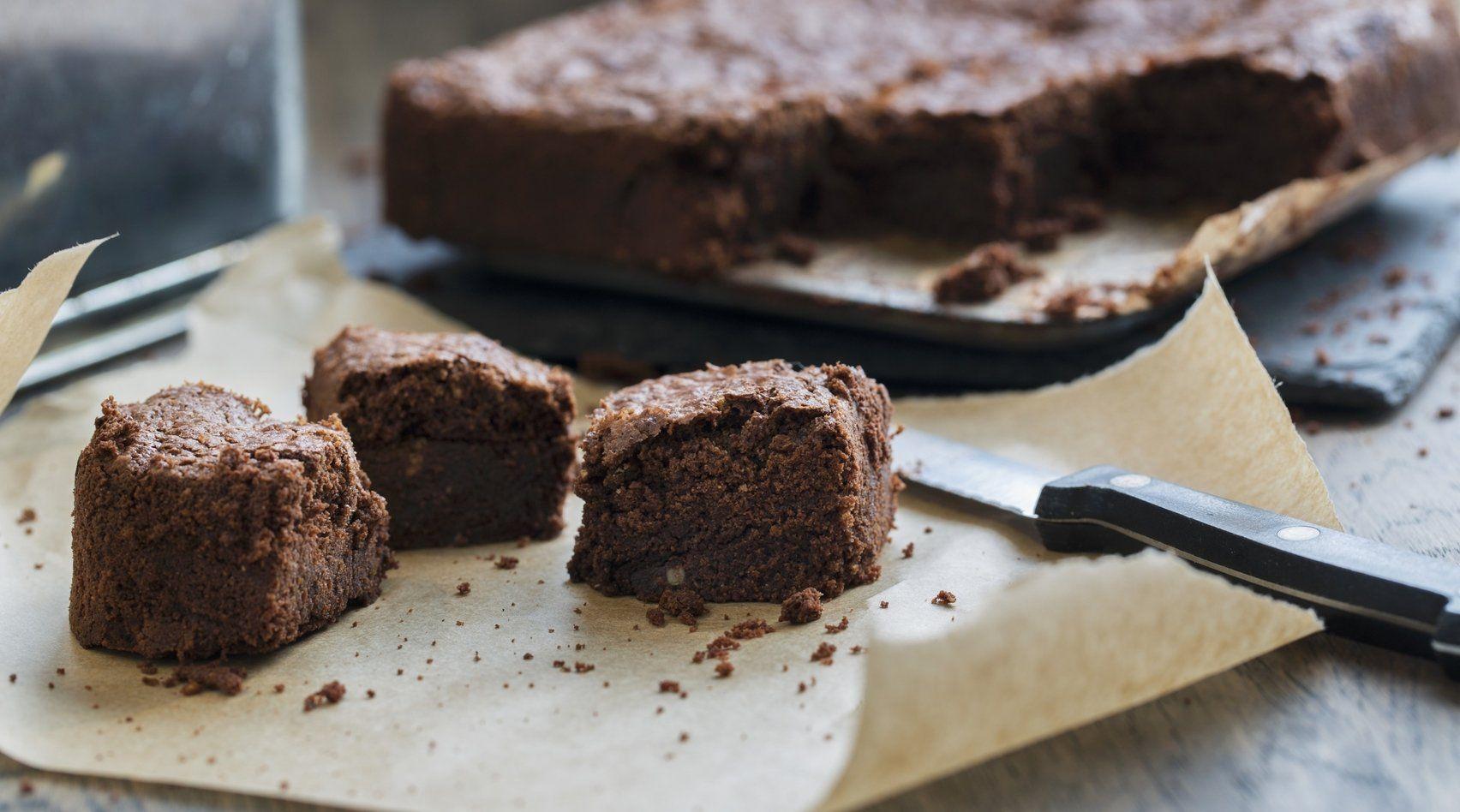 Fur Diese Nutella Brownies Brauchst Du Nur 3 Zutaten Essen