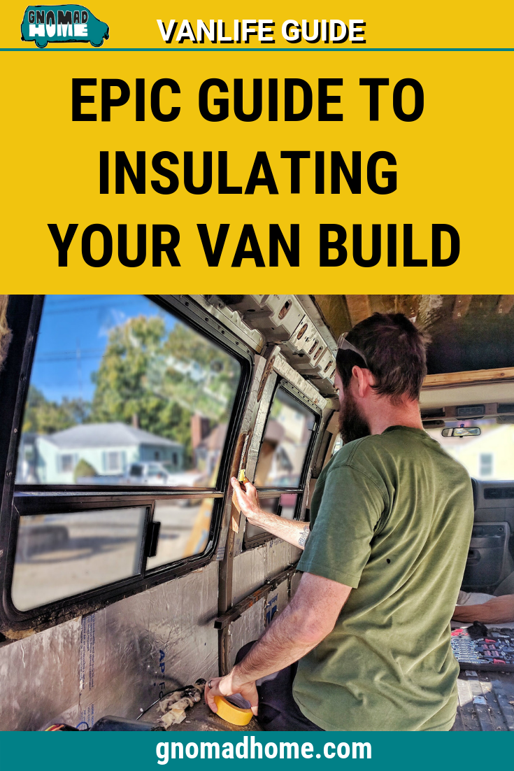 Photo of Isolate Your Van: Everything You Need To Know For Your DIY Van Build