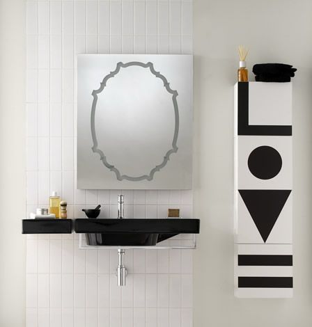 Black And White Bathrooms By Ex.t Idea