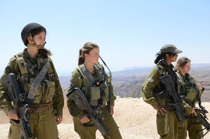 """IDF Women: """"Israel will not go quietly into the Night ..."""