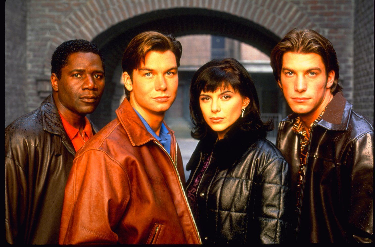 Isaac Hayes Movies And Tv Shows Good kari wuhrer, jerry o'connell, cleavant derricks, and charlie o