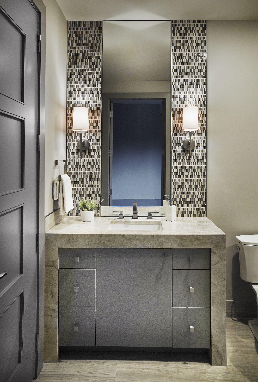 Bathroom Modern Bathroom Dallas Design Group Modern Charm Chelsea Hargrave Vanity Double Vanity Modern