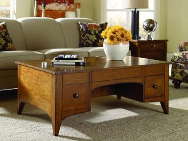 Albany Imports Home Office Rectangular Desk Cocktail Table At Whitley  Furniture Galleries In Zebulon, NC