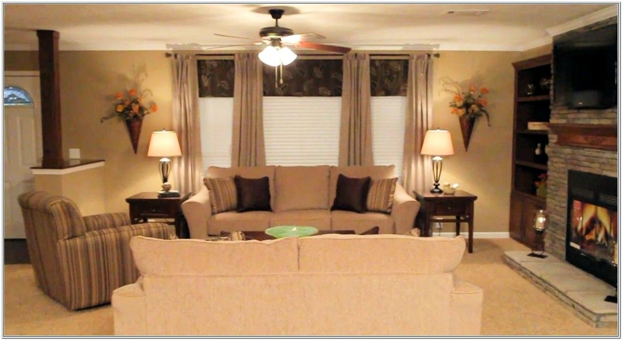 Creative Living Room Ideas For Singlewide Trailer In 2020 Mobile Home Living Living Room Designs Living Room Decor #trailer #living #room #ideas