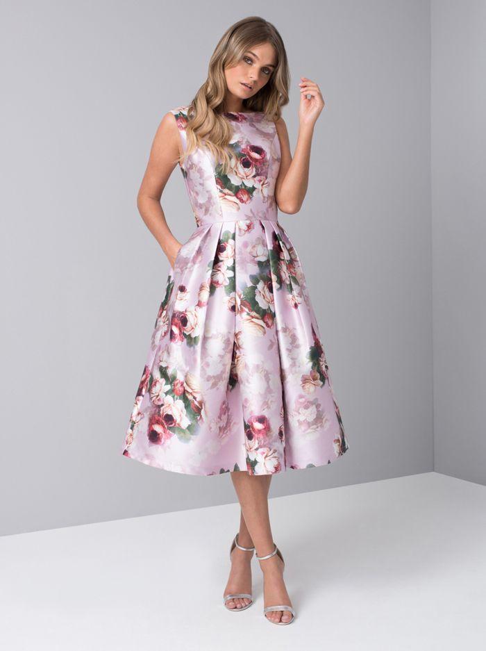 3fa2faf9493c 10 floral dresses for spring wedding guests in 2018