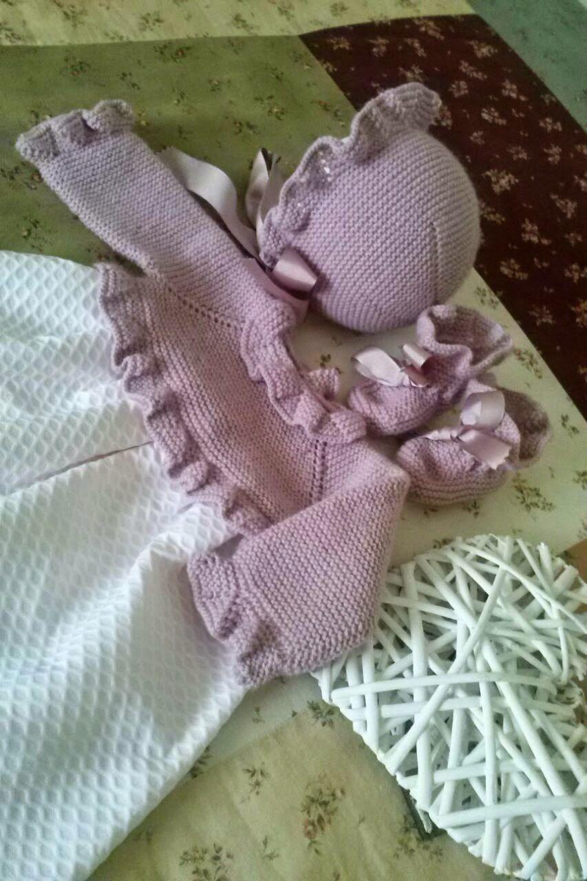 Mi Canastilla: Modelo mi canastilla de bebé# Nuevo Vestido Faldón