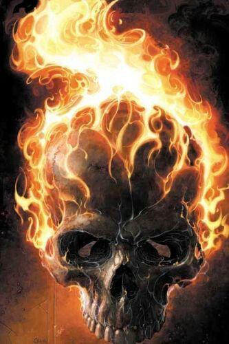 Dark Art Badass Skull Skull Wallpaper Skull Skull Fire