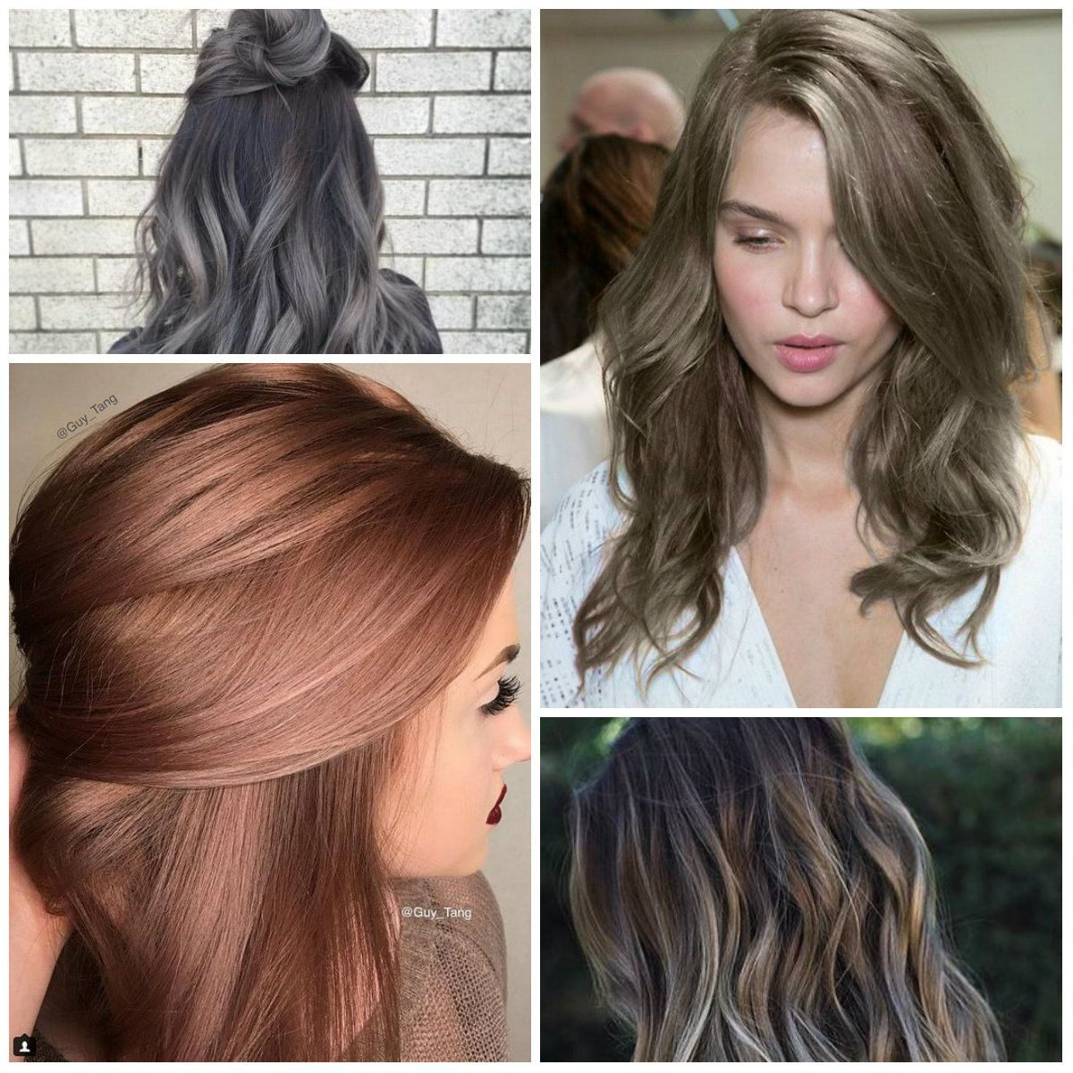 New Hair Color Ideas & Trends for 2017 | Beauty tips ...