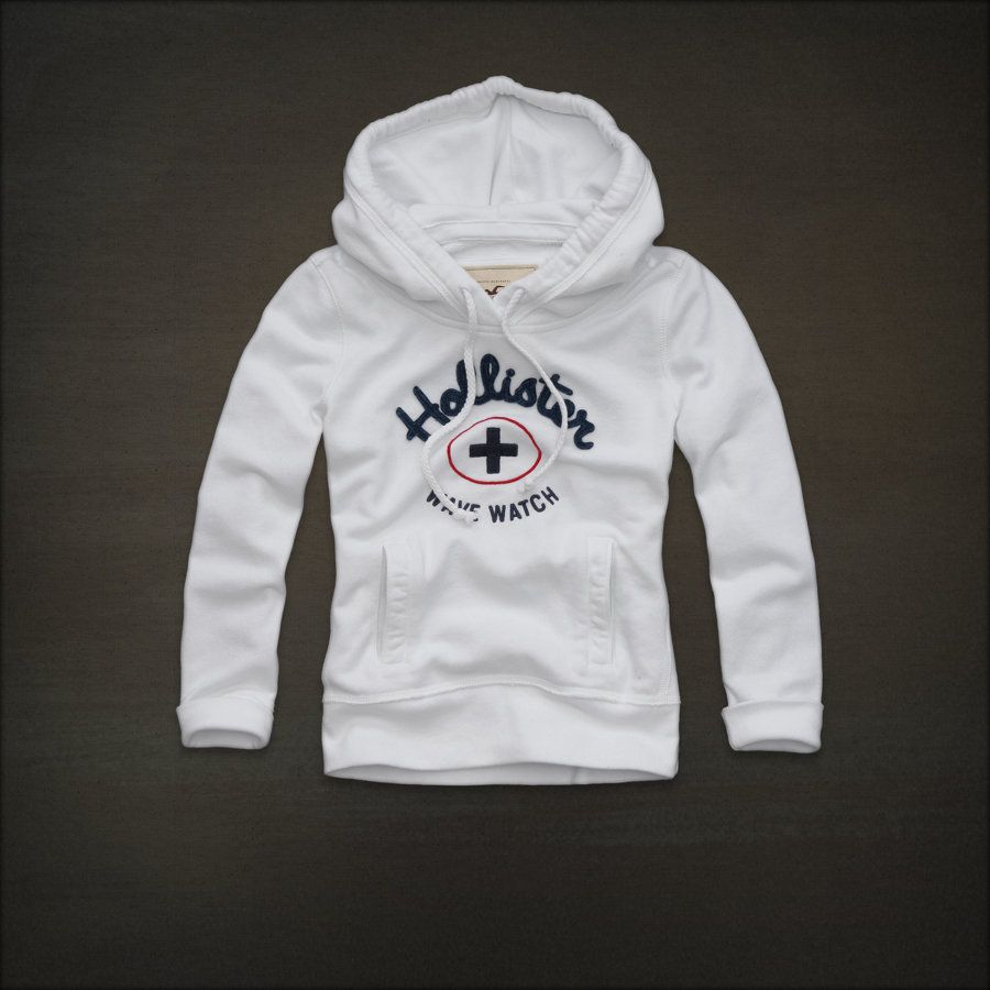 Hollister Co. - Shop Official Site - Bettys - Hoodies - Pullover - Brooks Street Hoodie