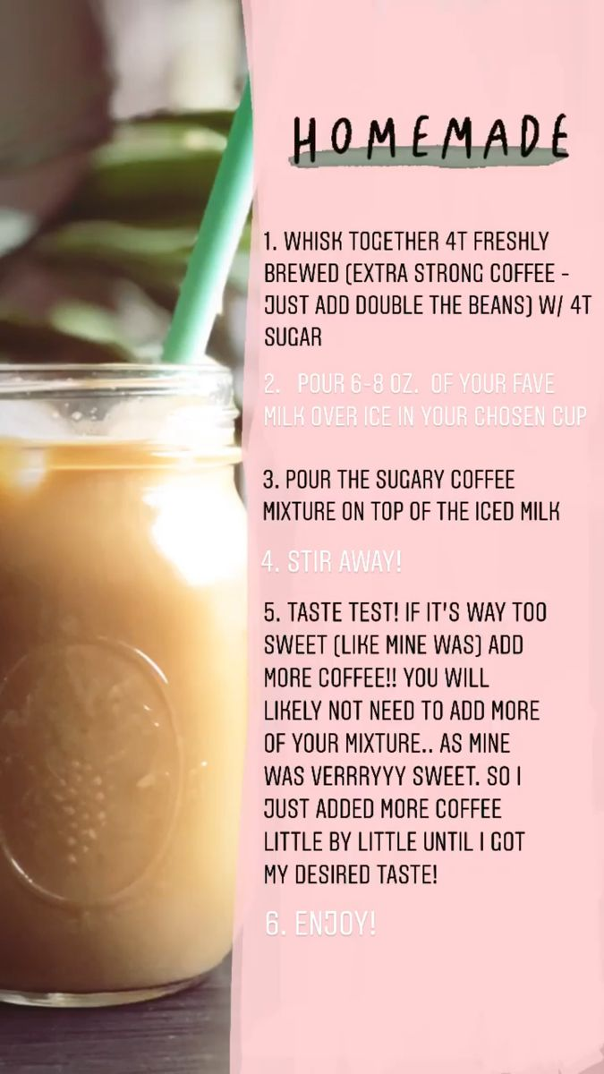 """Inspired by the tik tok famous """"whipped coffee"""".. which ..."""