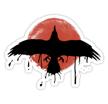 Life Is Strange Before The Storm Bird Shirt Logo Sticker By Grundelboy Dibujos Decoracion