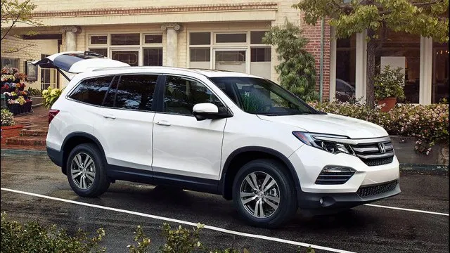 2021 Honda Pilot Hybrid Engine Rumors Price In 2020 With Images Honda Pilot Honda Car Models Honda