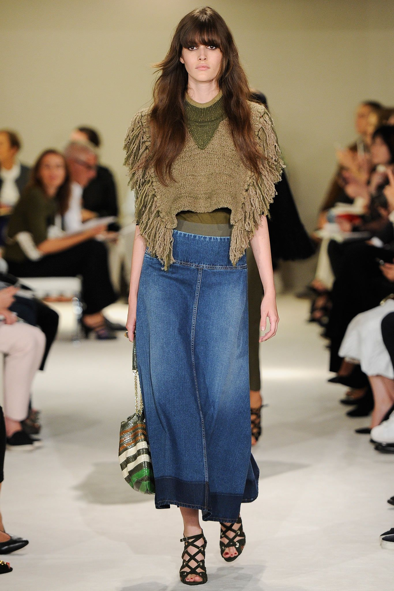 Sonia Rykiel - Spring 2015 Ready-to-Wear - Look 11