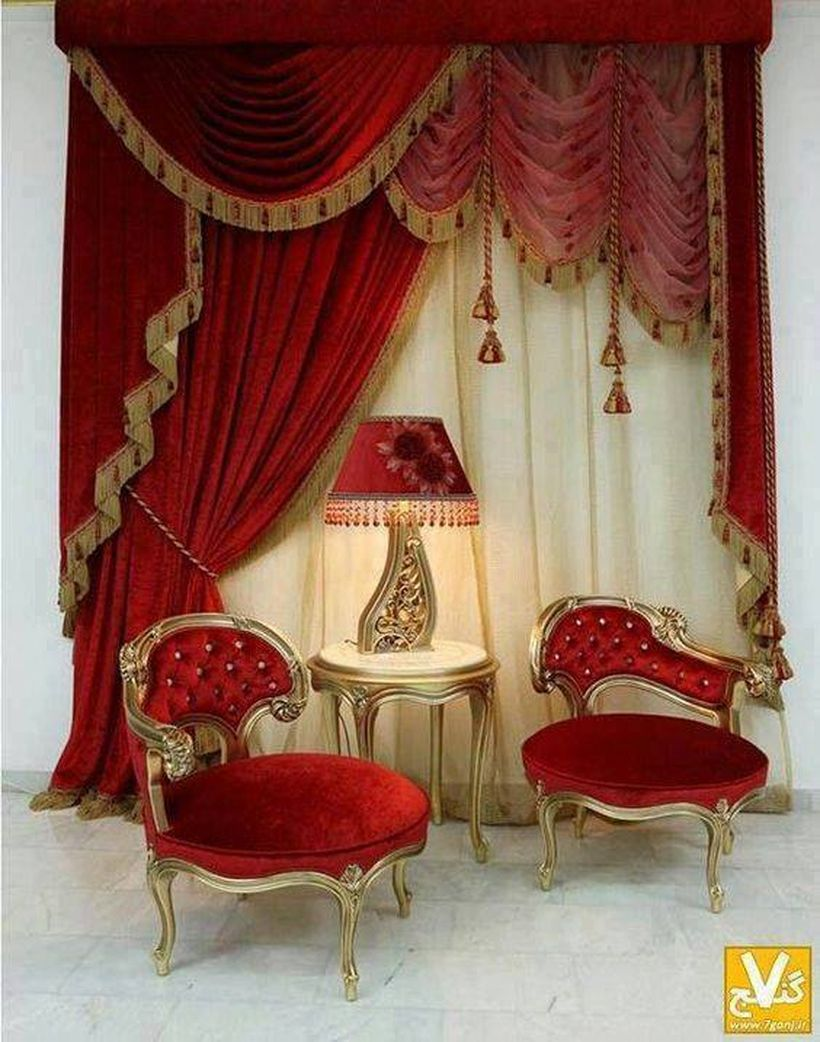 50 Beautiful Home Curtain Designs Ideas https://decomg.com/50 ...