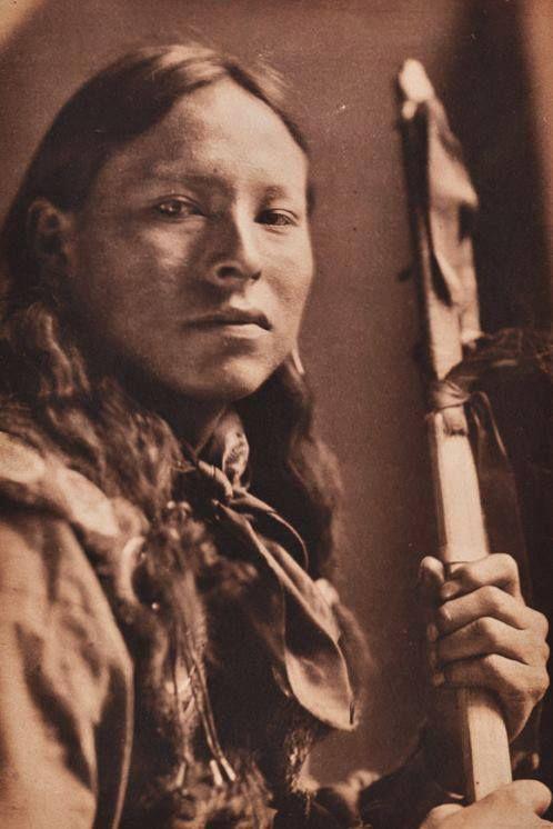 Toka Icu (aka Takes Enemy) - Oglala - 1898