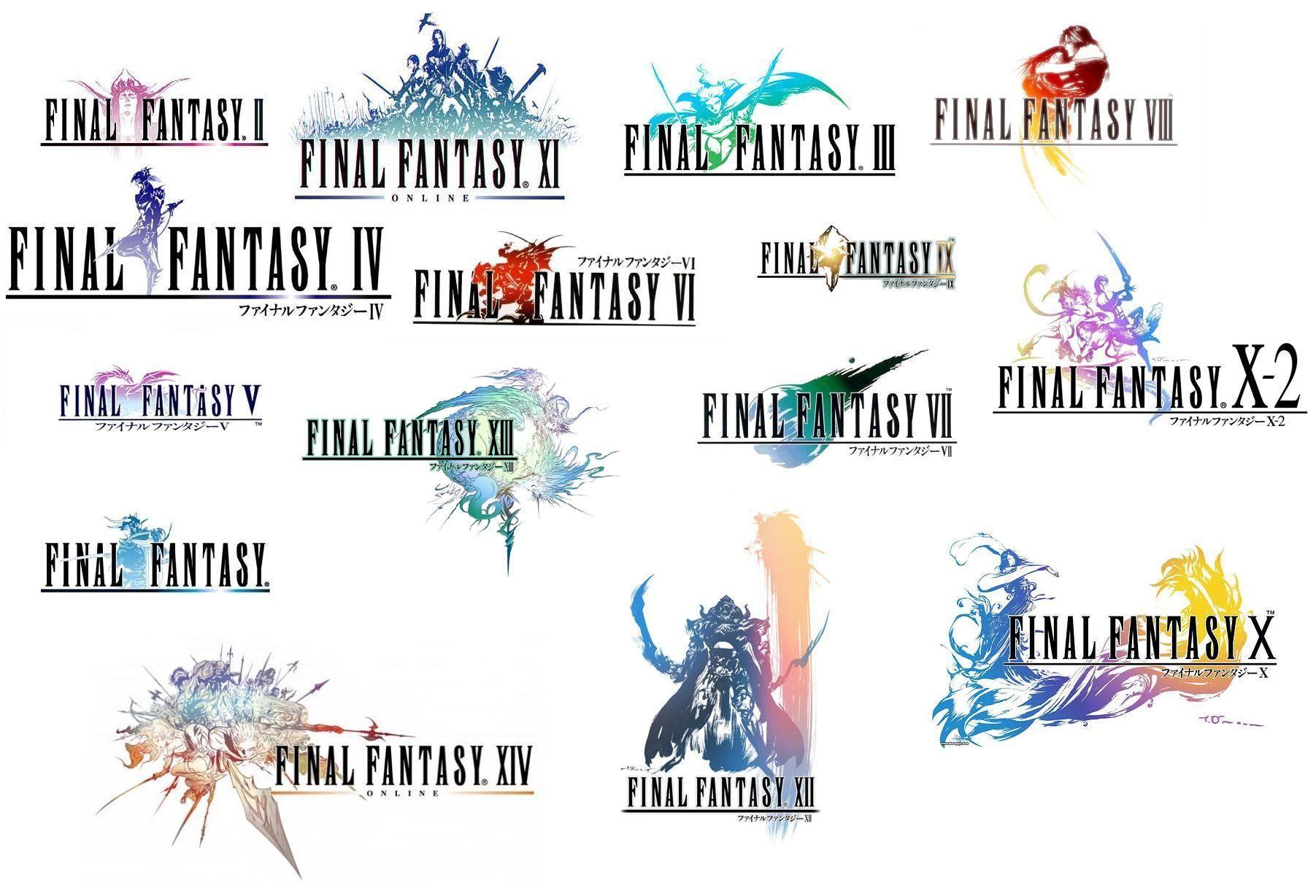 FinalFantasyLogo03.jpg (1803×1228) Final fantasy logo