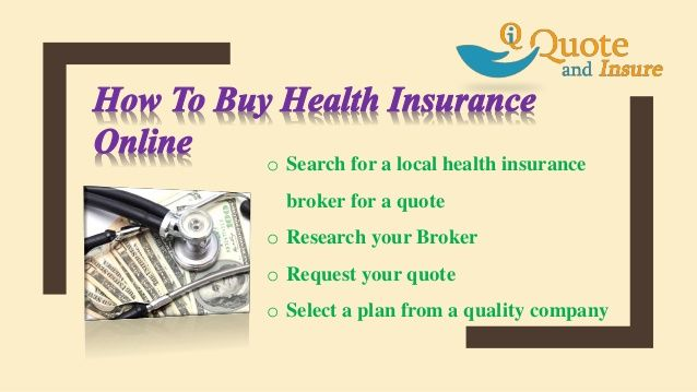 Pin By Quoteandinsure On How To Buy Health Insurance Buy Health