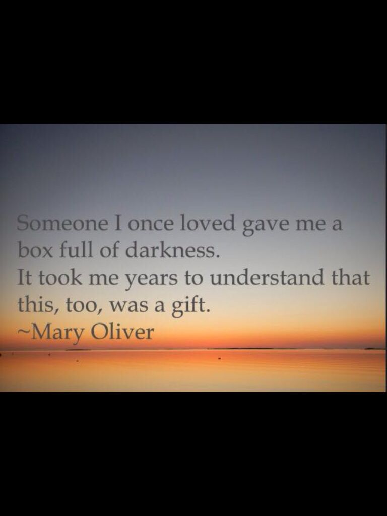 Out Of Darkness Comes Light Boxing Quotes Mary Oliver Quotes Adversity Quotes