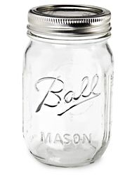 use one of our mason jars for fresh flowers