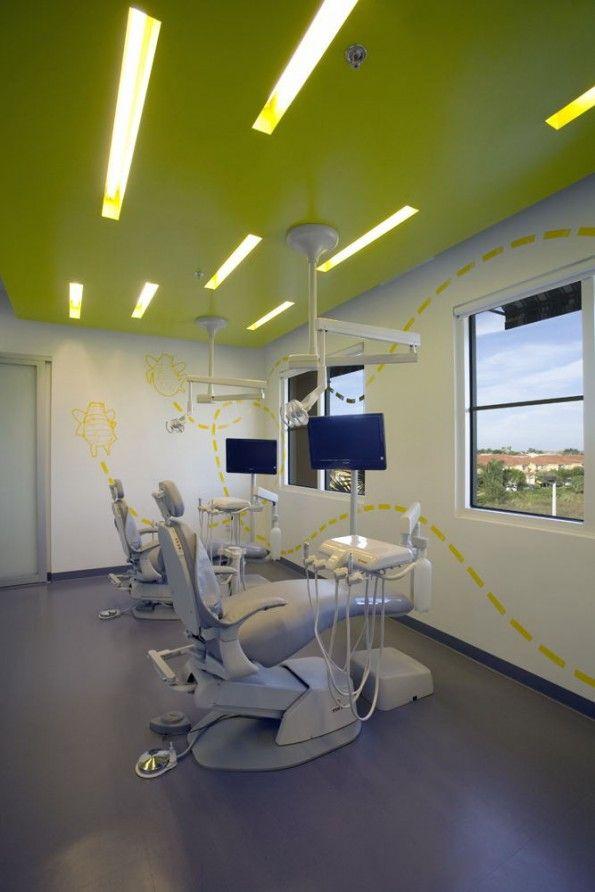 Dental Operatory Room Lighting