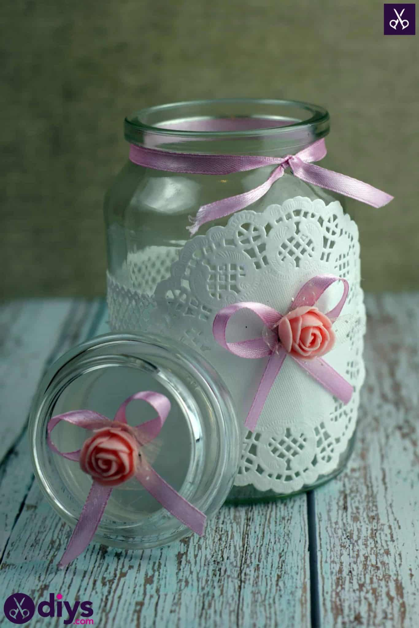 How to recycle mason jars at your wedding wedding