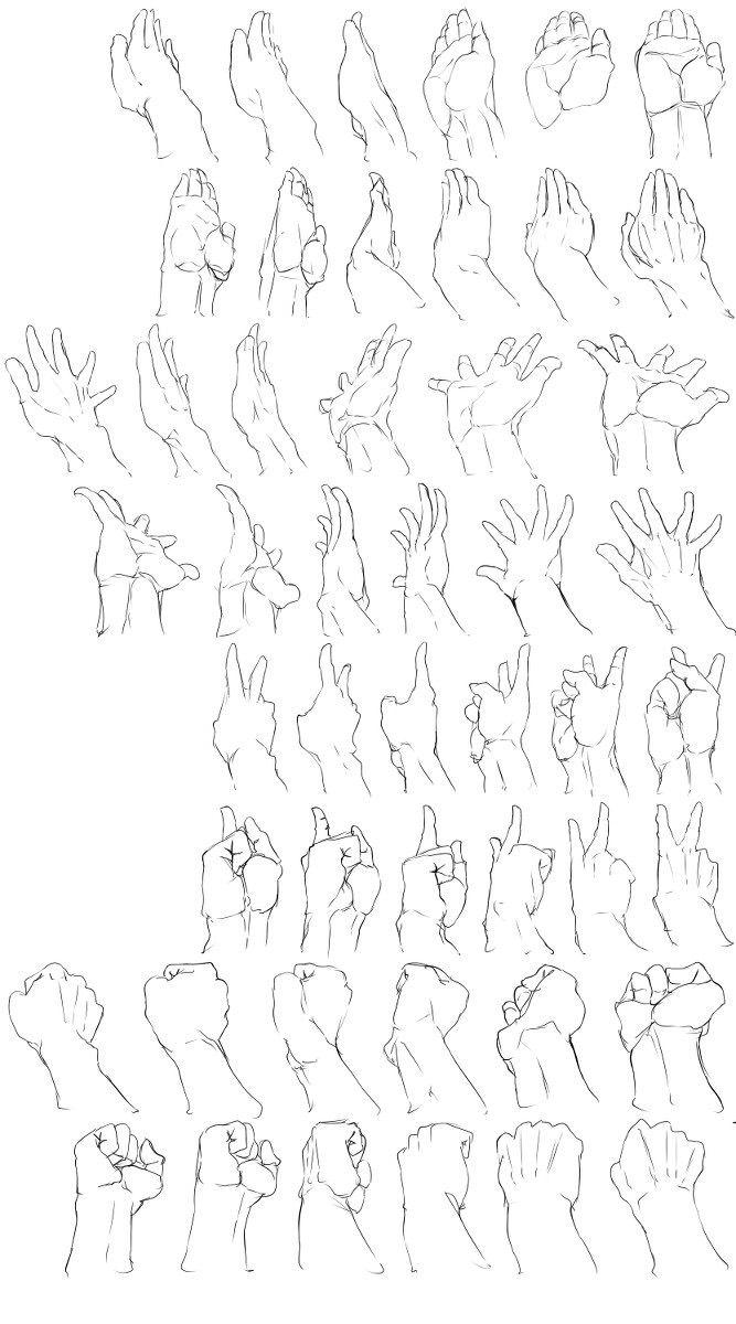 Pin de ゆ en 線画資料   Pinterest   Anatomía, Dibujo y Bocetos