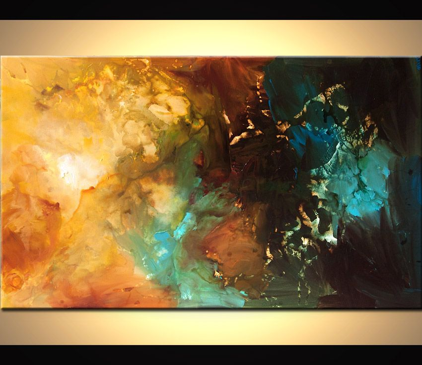 Original abstract art paintings by Osnat - original ...