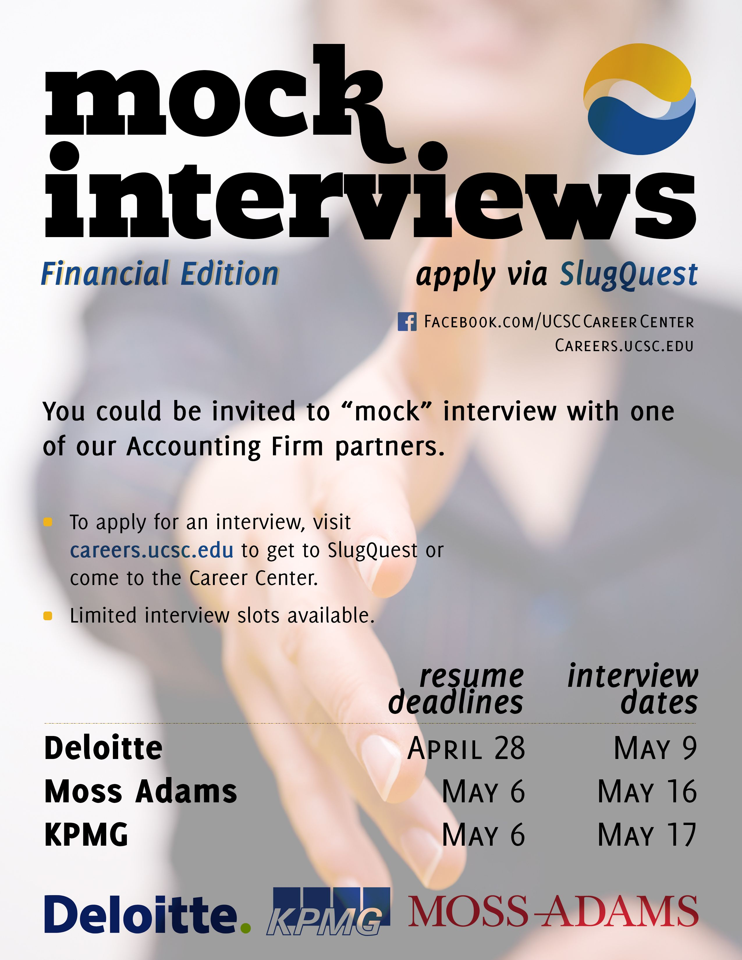 by  diana luu  on campus interviews with deloitte  moss