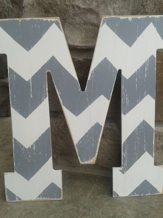 Chevron Letters Bridesmaids Gifts Wedding Gifts Gifts Under 20