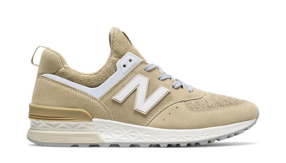 new balance 574 sport beige