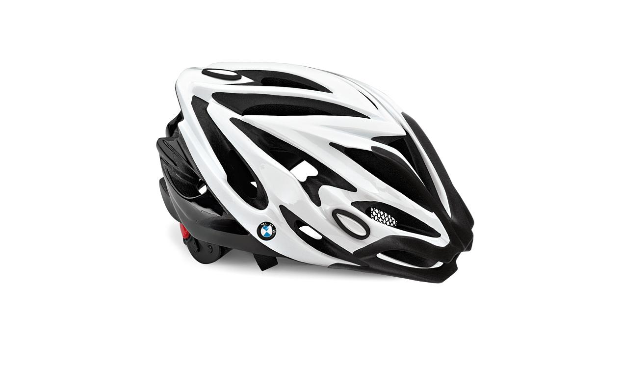 BMW Bike Helmet Anthracite Size L 56-61 Cm 80922413756 Genuine New