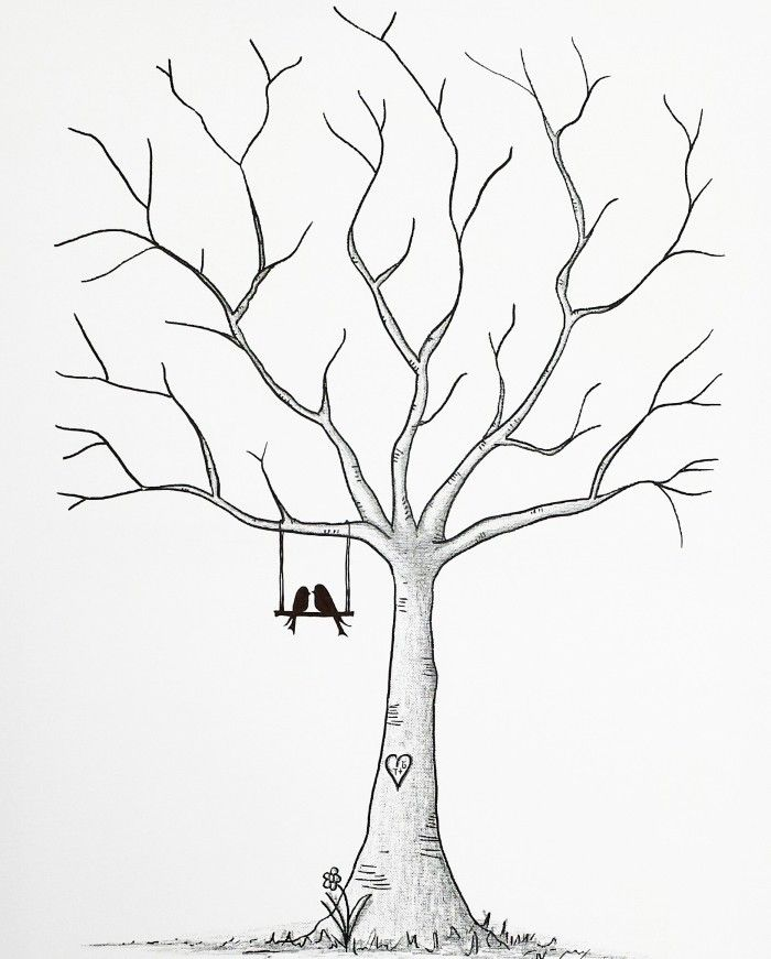 Arboles Arte De Arboles Dibujos De Amor De Pareja Mural Arbol
