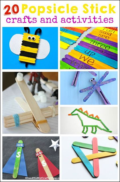 I Had No Idea There Was So Many Popsicle Stick Crafts And Activities For Kids Out My Just Love Craft Sticks