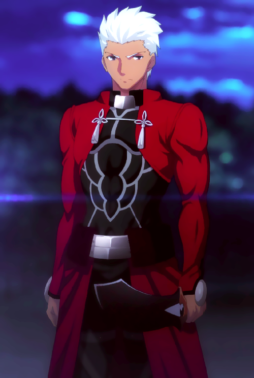 Archer Fate Stay Night : archer, night, Night, Anime,, Characters,, Series