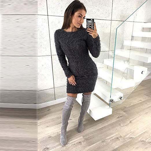 Winterkleider damen kaufen