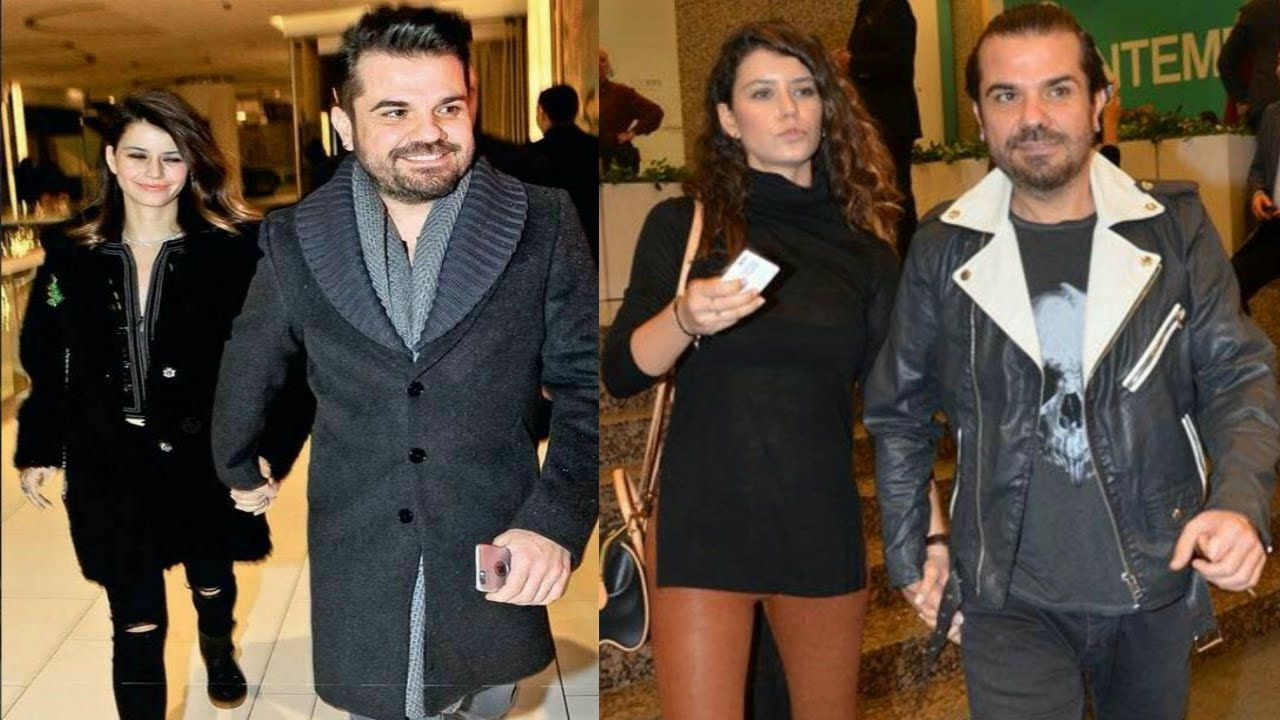 Gargeous Beren Saat With Her Husband Kenan Dogulu ...