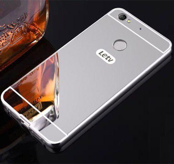 Luxury Aluminum Acrylic Mirror Case For LeTV 1S Mobile Phone