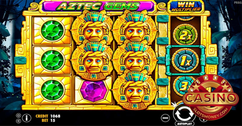 Image Result For Download Game Slot Aztec Gems