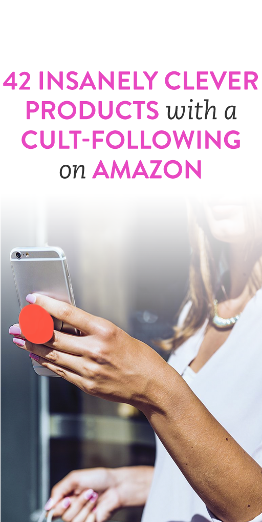 Best Amazon Gifts 42 Insanely Clever Products With A Cult Following On Buzzfeed Lists